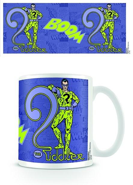 DC Originals - Batman Riddler mok