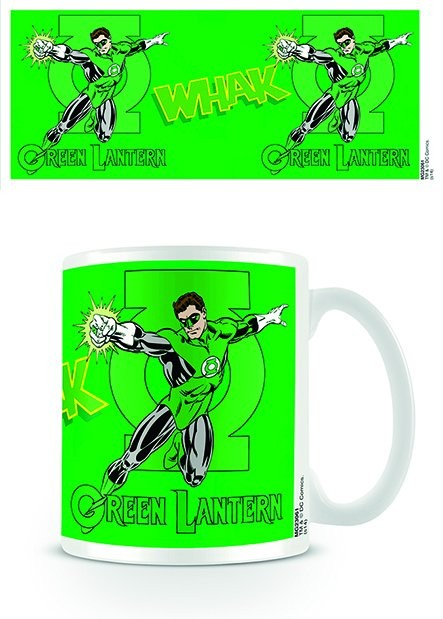 DC Originals - The Green Lantern mok