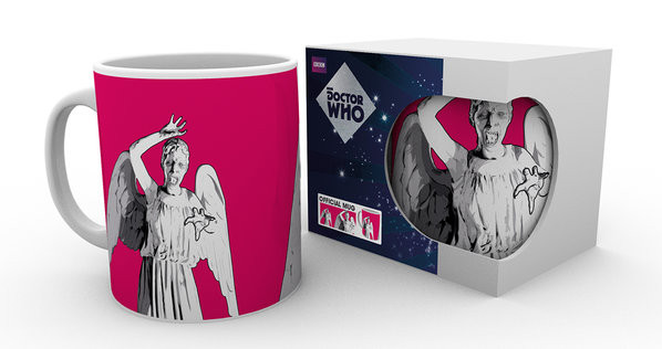 Doctor Who - Angel Pop mok