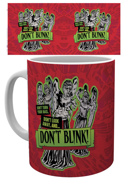 Doctor Who - Don't Blink mok