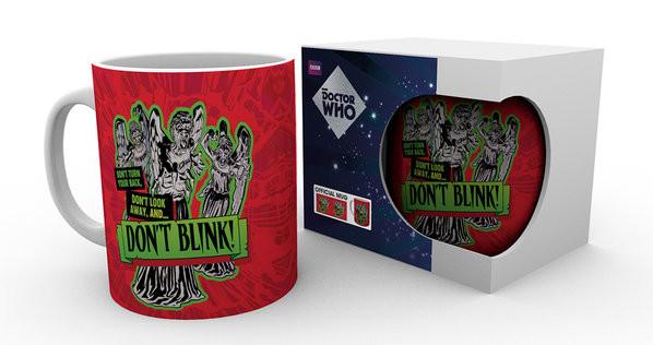 Doctor Who - Don't Blink mok