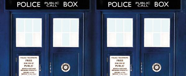 Doctor Who - Tardis mok
