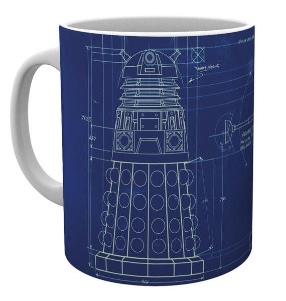 Doctor Who - Tardis Sign mok