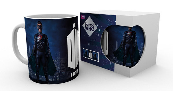 Doctor Who - Xmas 2016 mok