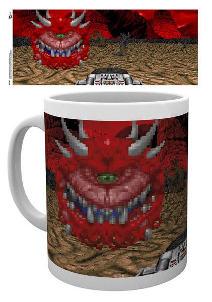Doom - Classic FPS mok