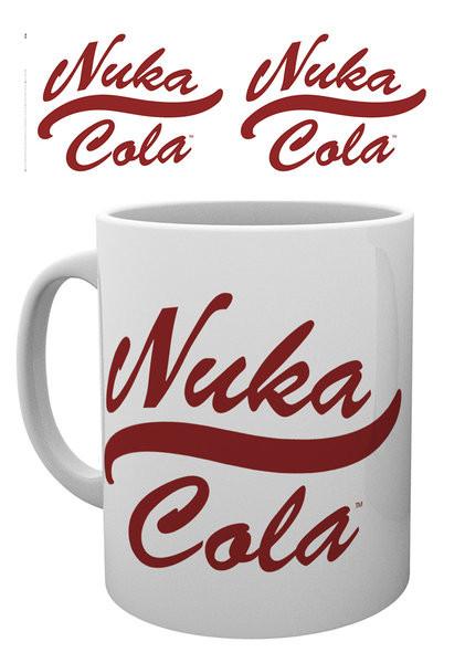 Fallout 4 - Nuka Cola mok