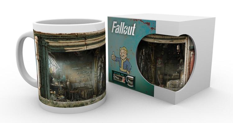 Fallout - Logo mok