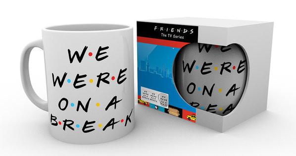 Friends - We Were On A Break mok