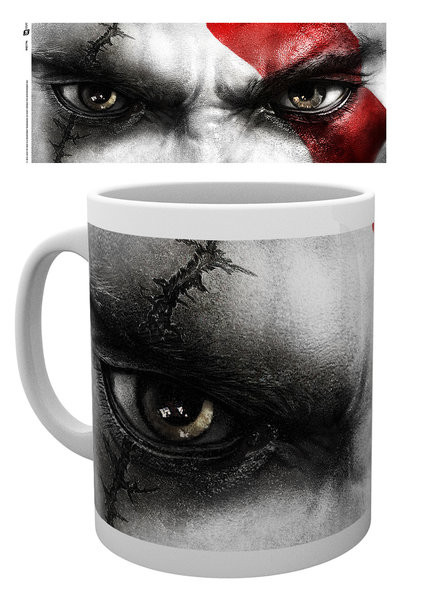 God of War - Kratos Eyes mok
