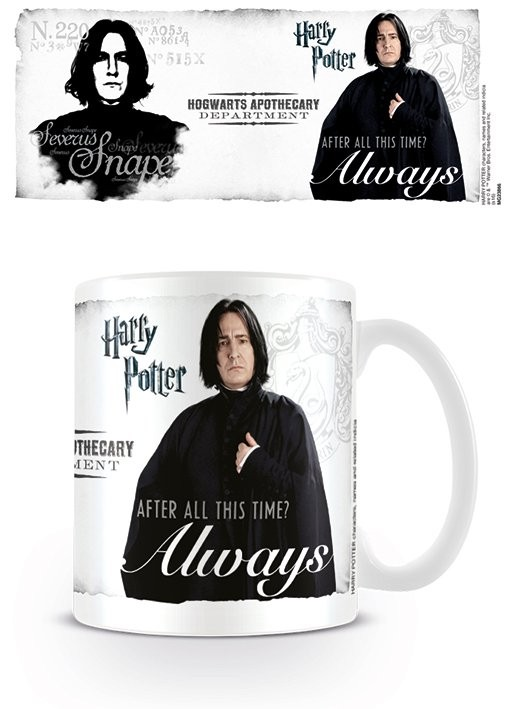 Harry Potter - Always mok