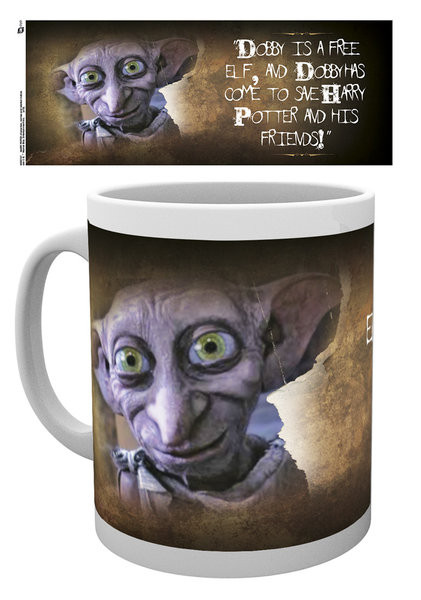 Harry Potter - Dobby mok