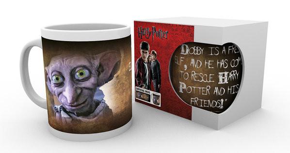 Harry Potter - Dobby mok