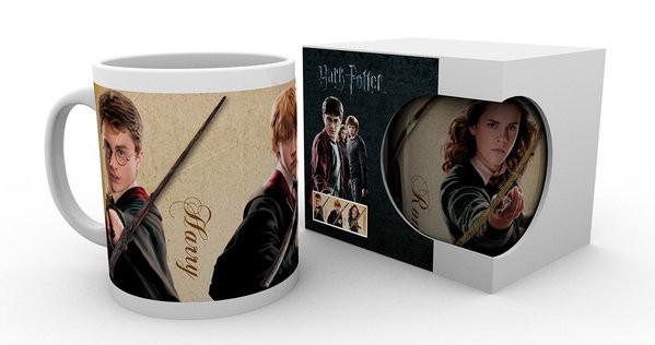 Harry Potter - Wands mok