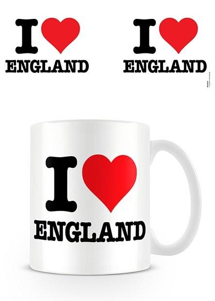 I Love England mok
