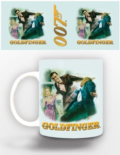 James Bond - goldfinger mok
