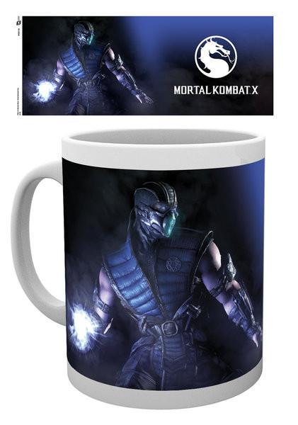 Mortal Kombat X - Sub Zero mok