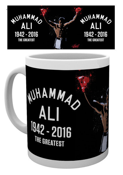 MUHAMMAD ALI - The Greatest mok
