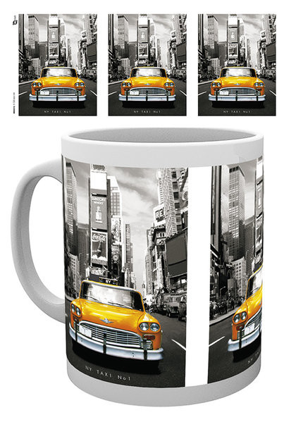 New York - Taxi No. 1 mok