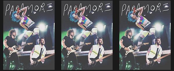 Paramore - Trio mok