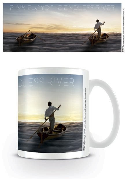 Pink Floyd - The Endless River mok