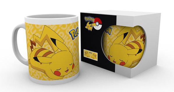 Pokémon - Pikachu Rest mok