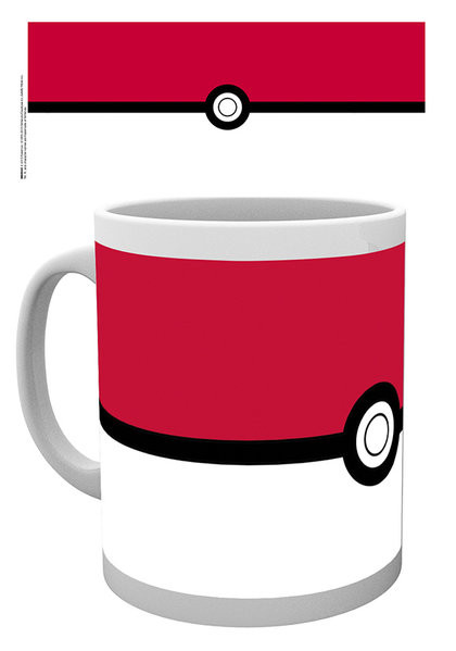 Pokémon - Pokeball mok