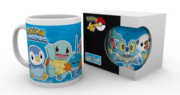 Pokémon - Water Partners mok