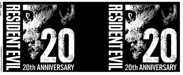 Resident Evil - Anniversary mok