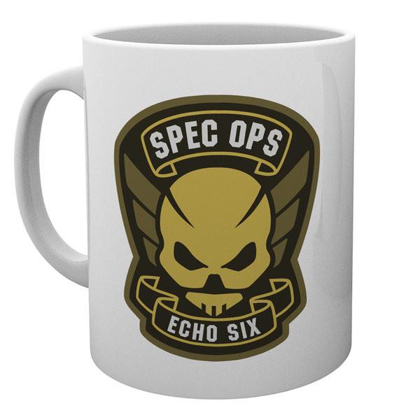 Resident Evil - Echo Six mok