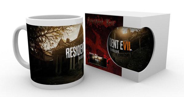 Resident Evil - Re 7 Key Art mok