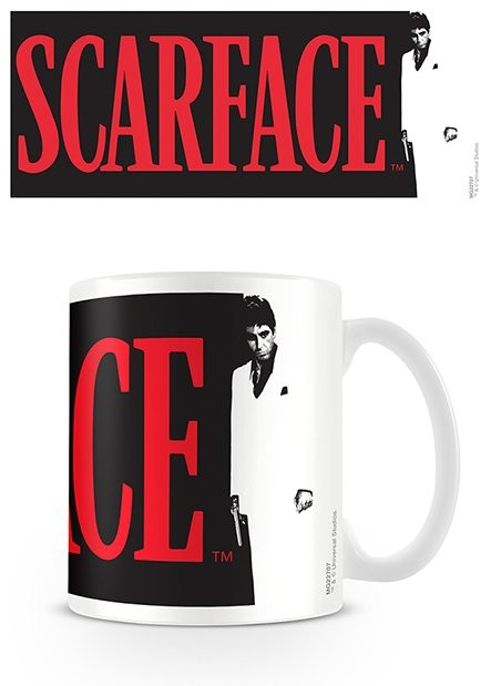 Scarface - Logo mok