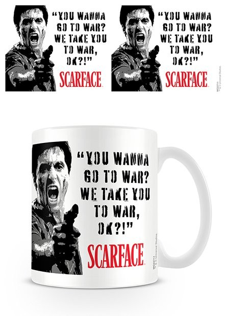 Scarface - War mok