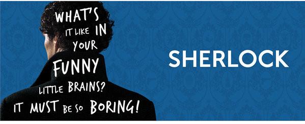 Sherlock - What's It Like mok