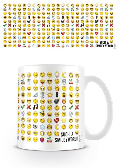 Bestel Een Smiley Emoticon Mok Mug Op Europosters