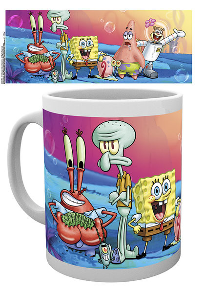 Spongebob - Group mok
