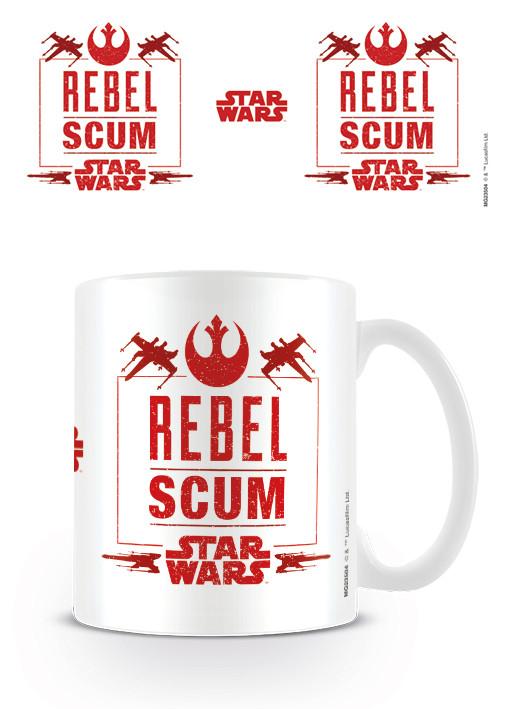 Star Wars - Rebel Scum mok
