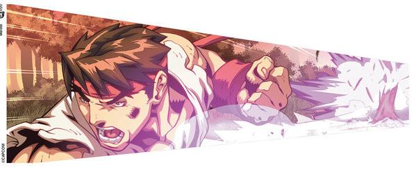 Street Fighter - Explode mok