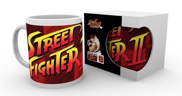 Street Fighter - Logo mok