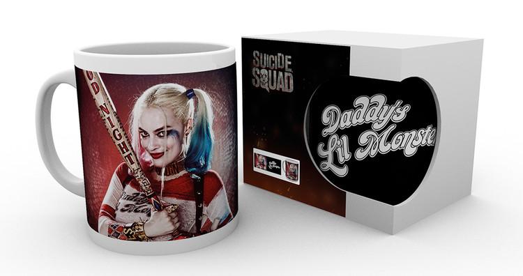 Suicide Squad - Harley mok