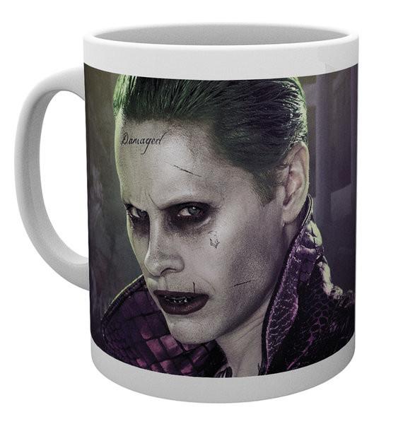 Suicide Squad - Joker mok
