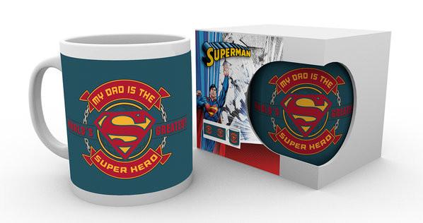 Superman - Dad Super Hero mok