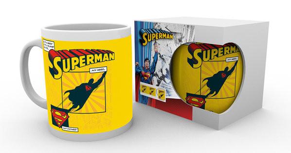 Superman - Is It A Bird? Dad mug mok
