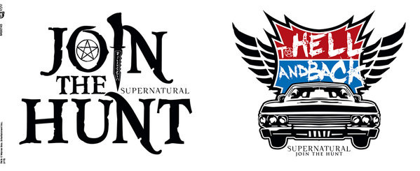 Supernatural - Hell And Back mok