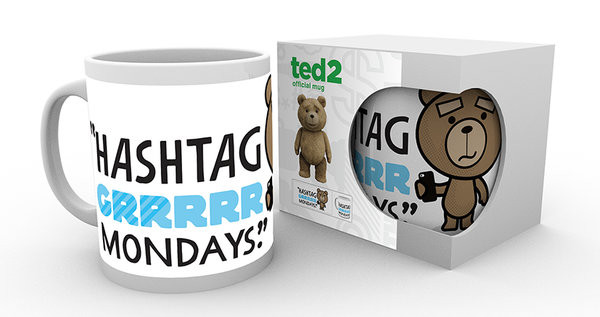 Ted 2 - Mondays mok