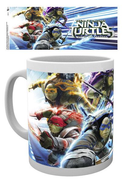 Ninja Turtles Slaapkamer.Bestel Een Teenage Mutant Ninja Turtles Turtles Mok Mug Op
