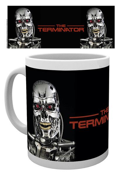 Terminator - Endoskeleton mok