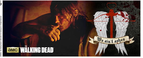 The Walking Dead - Daryl Wings mok
