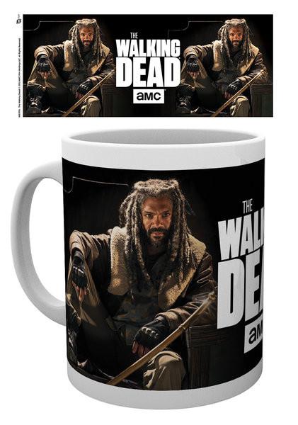 The Walking Dead - Ezekial mok