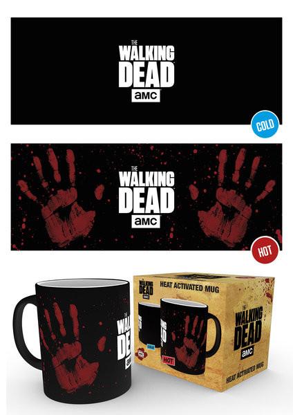 The Walking Dead - Hand Print mok