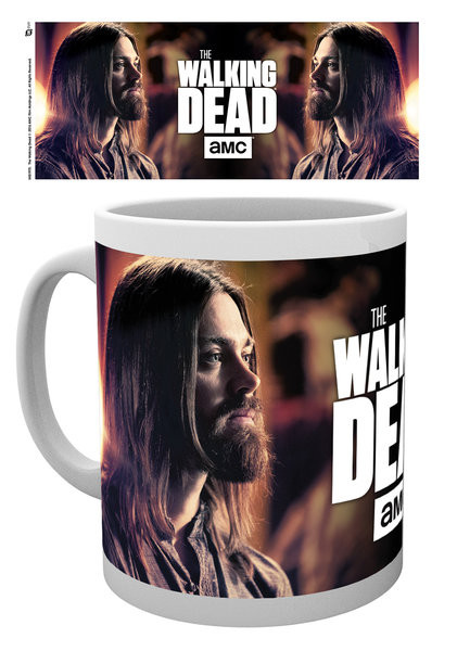 The Walking Dead - Jesus mok